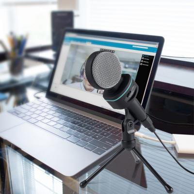 AUKEY Microfono a Condensatore con Supporto - La recensione