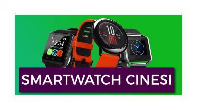 Dieci Smartwatch cinesi che vale la pena acquistare