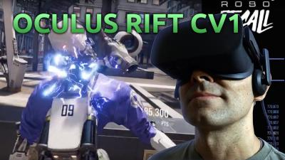 Oculus Rift CV1: la prova del visore 3D high end