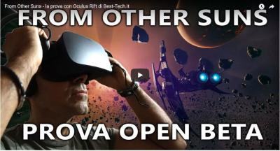 From Other Suns - La prova con Oculus Rift