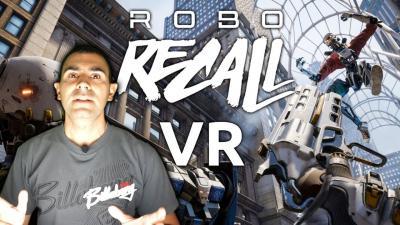 Robo Recall VR - La prova con Oculus Rift