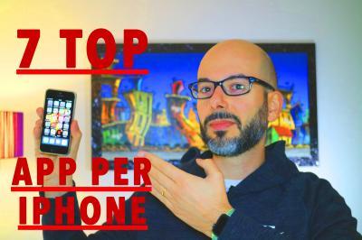 Migliori APP per iPhone (e anche per Android)
