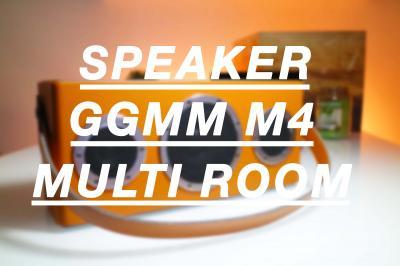 GGMM M4, costruite il vostro sistema HiFi MultiRoom