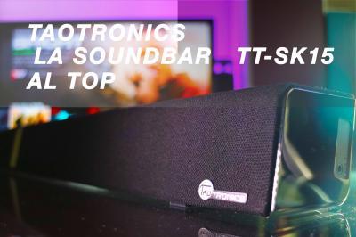 Soundbar Taotronics TT-SK15