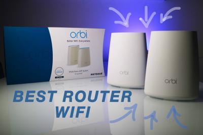 Il miglior sistema Wifi per la Casa, Netgear Orbi