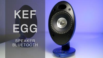 KEF EGG, più di un semplice uovo