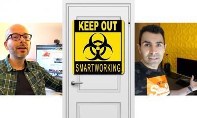 Smart Working, i nostri strumenti di lavoro ai tempi del coronavirus