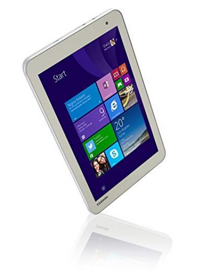Toshiba WT8-B-102 Tablet: la recensione di Best-Tech.it