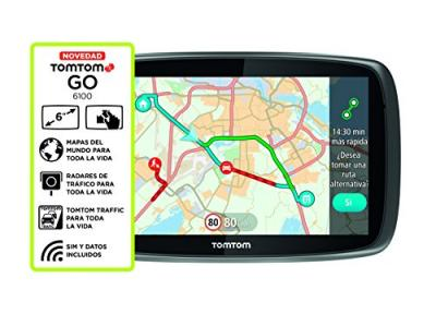 TomTom GO 6100: la recensione di Best-Tech.it
