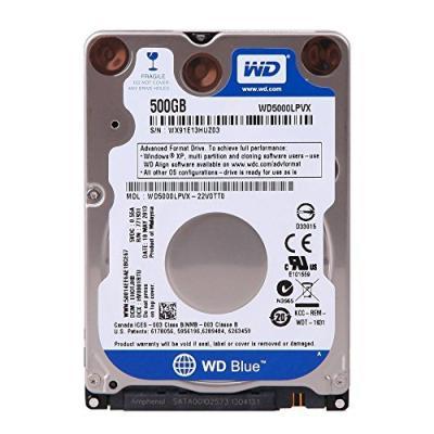 Western Digital WD5000LPVX: la recensione di Best-Tech.it