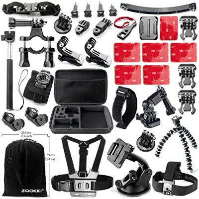 Kit accessori GoPro Zookki: la recensione di Best-Tech.it