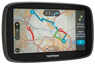 TomTom GO 50: la recensione di Best-Tech.it