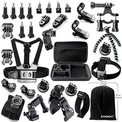 Zookki Kit Accessori GoPro: la recensione di Best-Tech.it