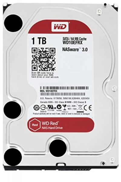 WD Red 1TB: la recensione di Best-Tech.it